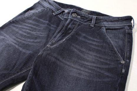 ブラック!注目しています!!<br>PT05 &#8220;BEAT&#8221;スラントポケット デニム