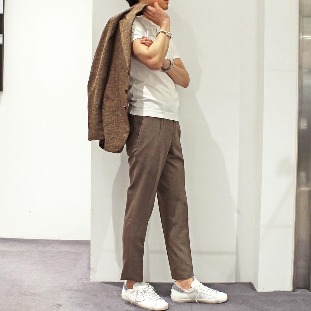 マイナスコーデをするなら・・・今でしょ!?<br>&#8220;SHAKA&#8221;ウールワンプリーツパンツ!!