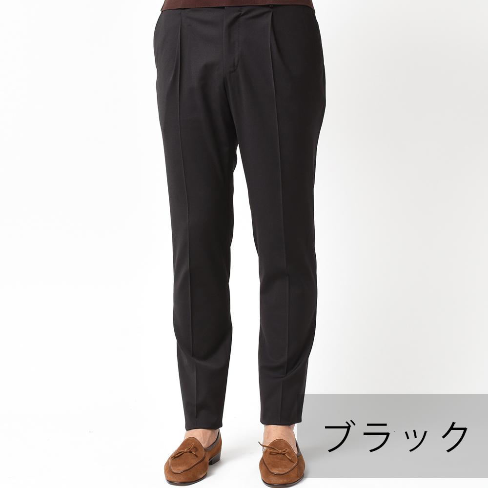 """待望の""""黒""""がまたまた届きましたっっ!!(笑)<br>PT TORINO Travel 1プリーツドレスパンツ GENTLEMAN FIT!!"""