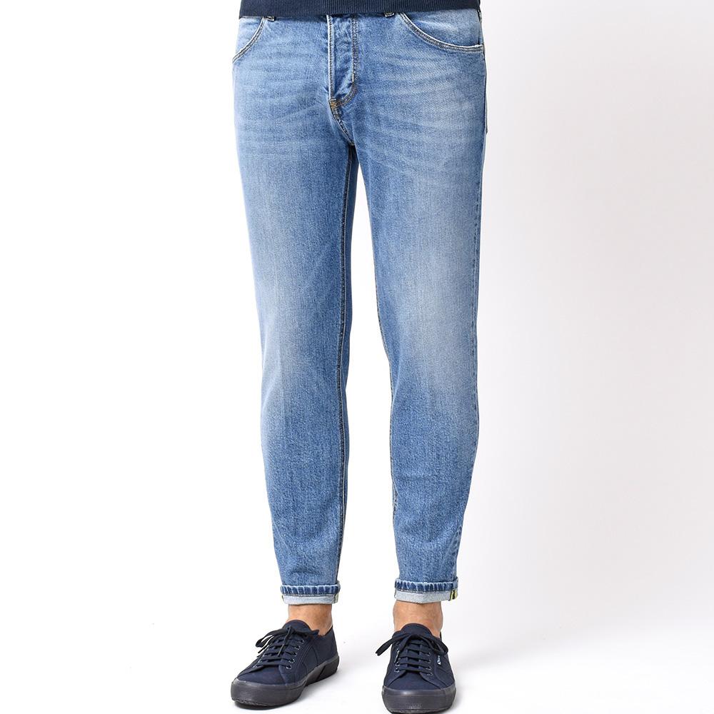 """若者たち、もっとデニムを穿きなさい!!<br>PT TORINO DENIM """"REGGAE"""" ウォッシュドデニム"""