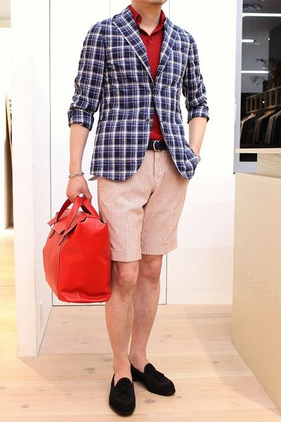 RING JACKET(リングヂャケット)渾身のシャツジャケット!?