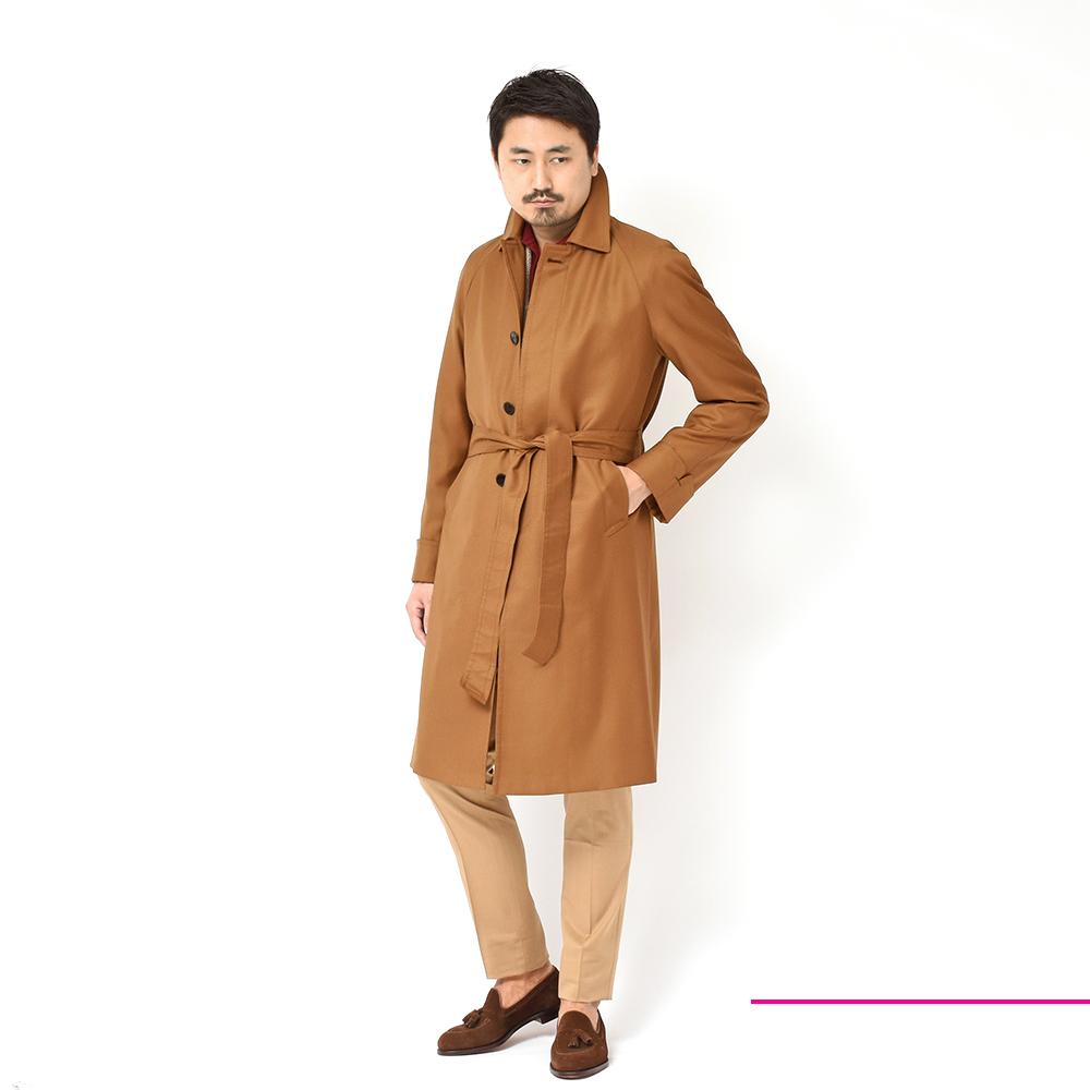 洋服好きなら必ず目を奪われること間違いなしの珠玉のコート!!<br>Luca Grassia(ルカ グラッシア)<br>ハービスPLAZA休館日のご案内