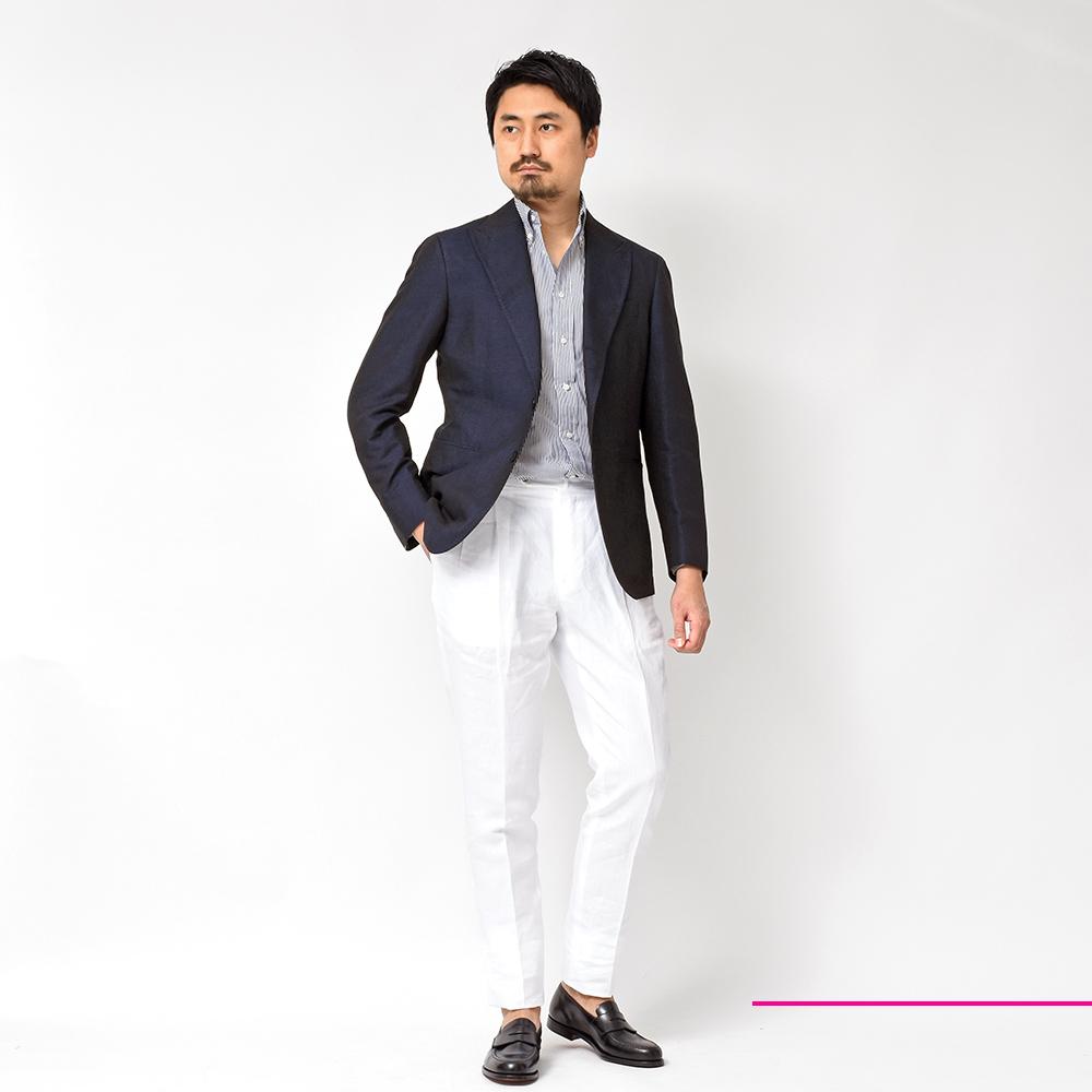 間違いなく18SS最優秀賞ジャケット賞です!!<br>Stile Latino(スティレ ラティーノ)ジャケット3型