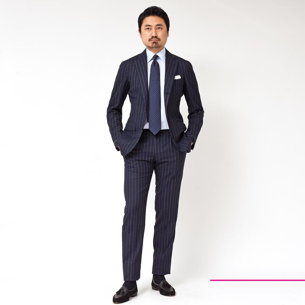 molto eleganteな男の戦闘服!!<br>DAL CUORE(ダルクオーレ)