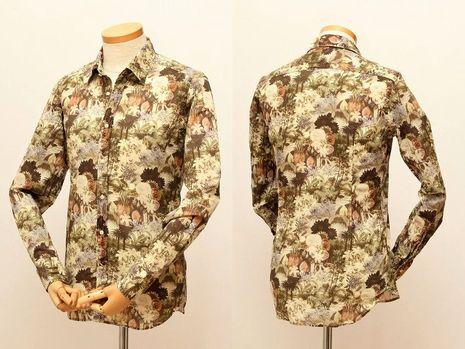 Bevilaqua(ベビーラクア)のシャツはいつも情熱的です!?