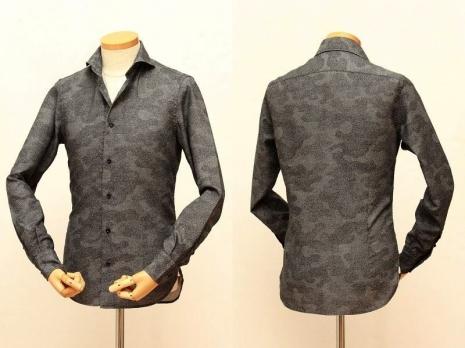 GUY ROVER(ギローバー)のネルシャツで秋の装いを!!