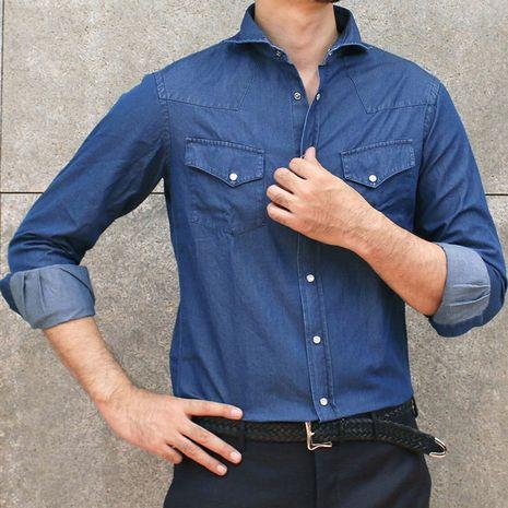 もう一つ忘れてはいけないのが・・・</br>そう!ウエスタンシャツです!!</br>GUYROVER(ギローバー)