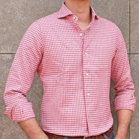 大人かわいいチェックシャツ!?<br>FINAMORE(フィナモレ)