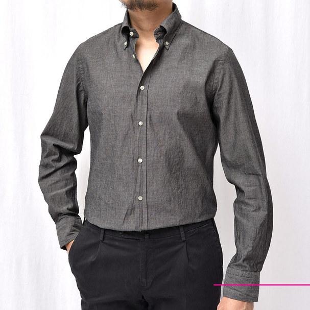 GUY ROVER(ギローバー)のシャツは、<br>暑い今の時期でも不思議と触手が<br>伸びてしまう!?