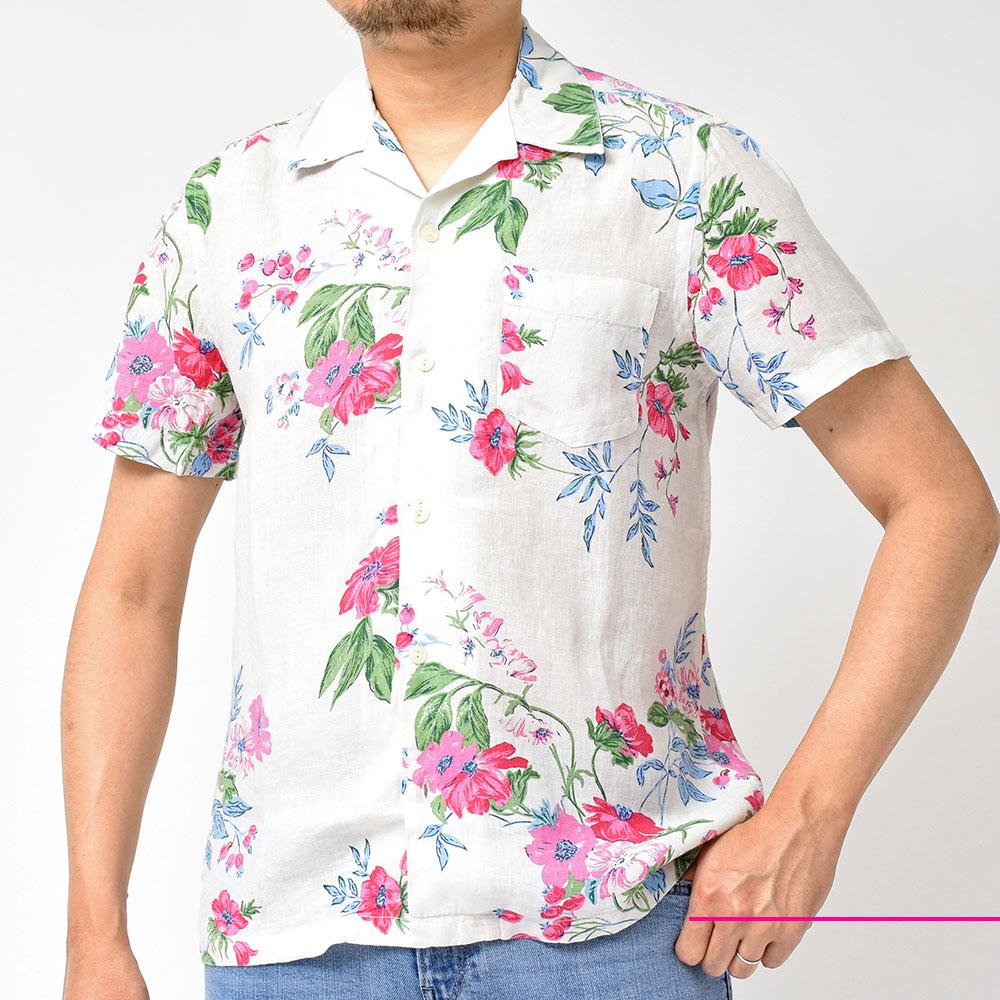 賛否両論!?120%linoの半袖開襟シャツ!