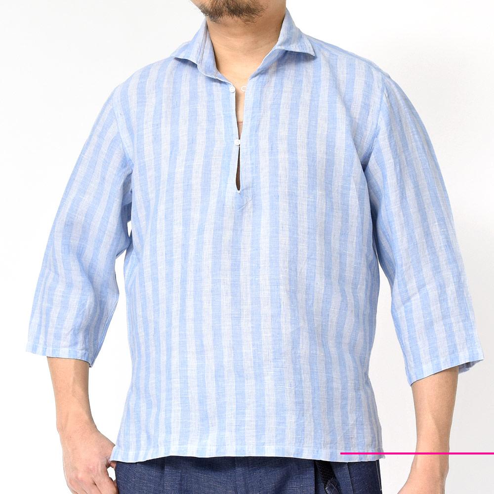 即売れ必至!?<br>Mario Muscariello(マリオ ムスカリエッロ)<br>大人の為のカプリシャツ!!