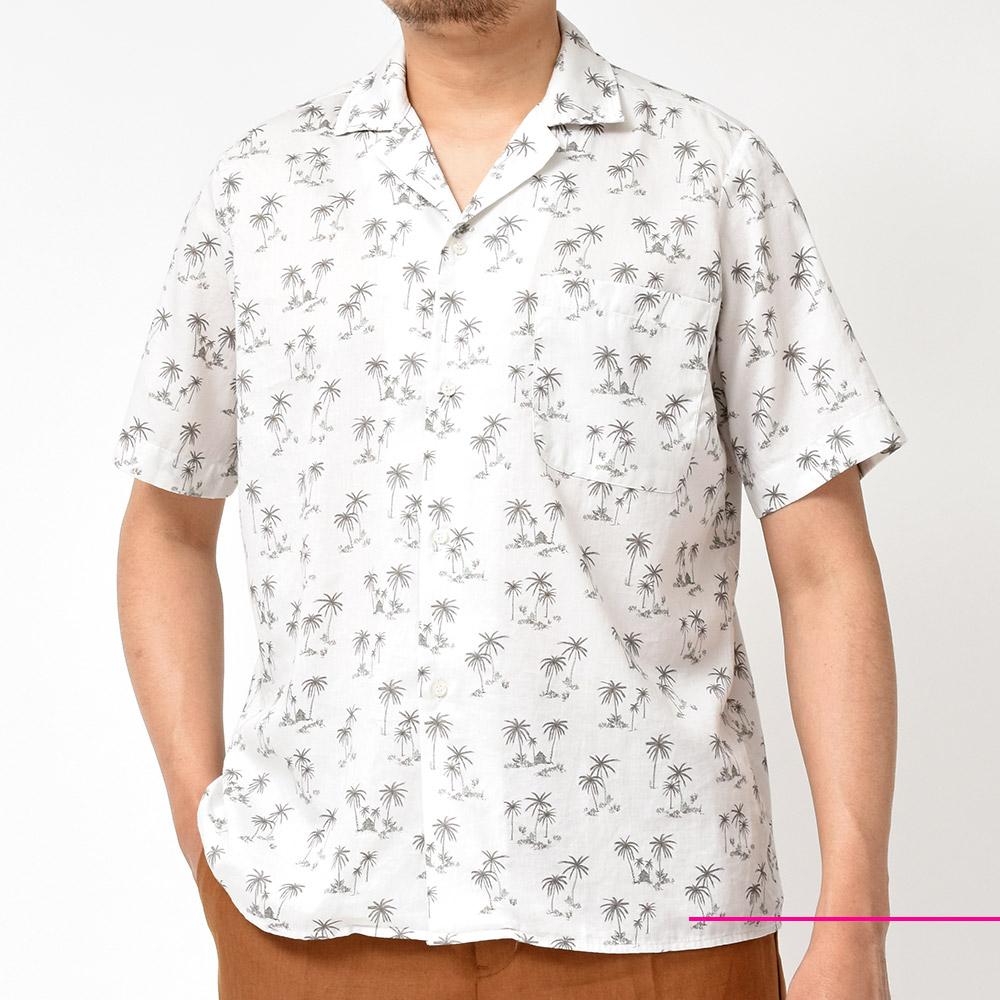 キャラ立ちをしている!?Bevilacqua(ベヴィラクア)の半袖シャツ!