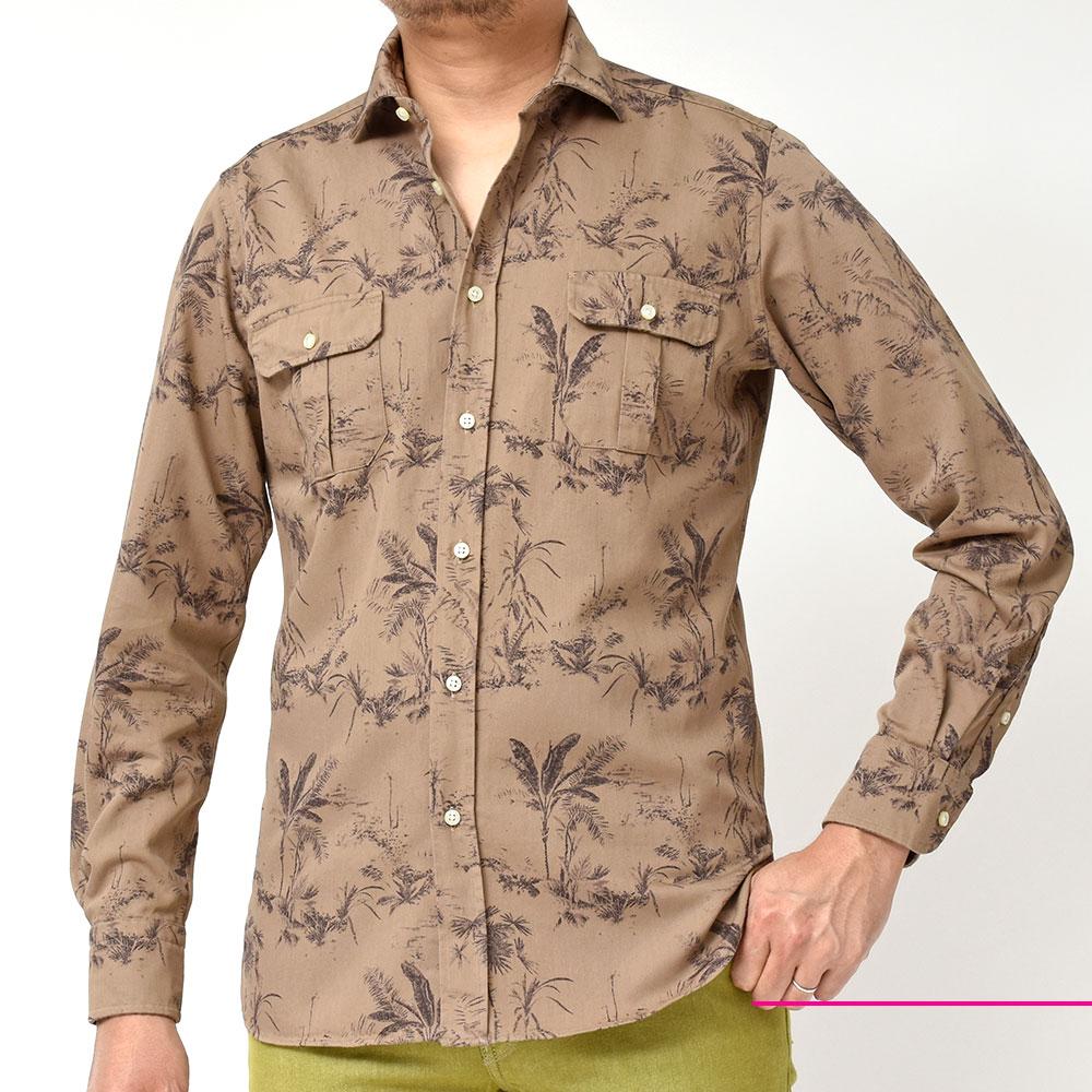 アマゾンプライムに夢中になりすぎるあまり、寝ることを忘れ、ふらふらになっているあなたに送る!?<br>GUY ROVER(ギローバー)サファリシャツ&カジュアルシャツ!!