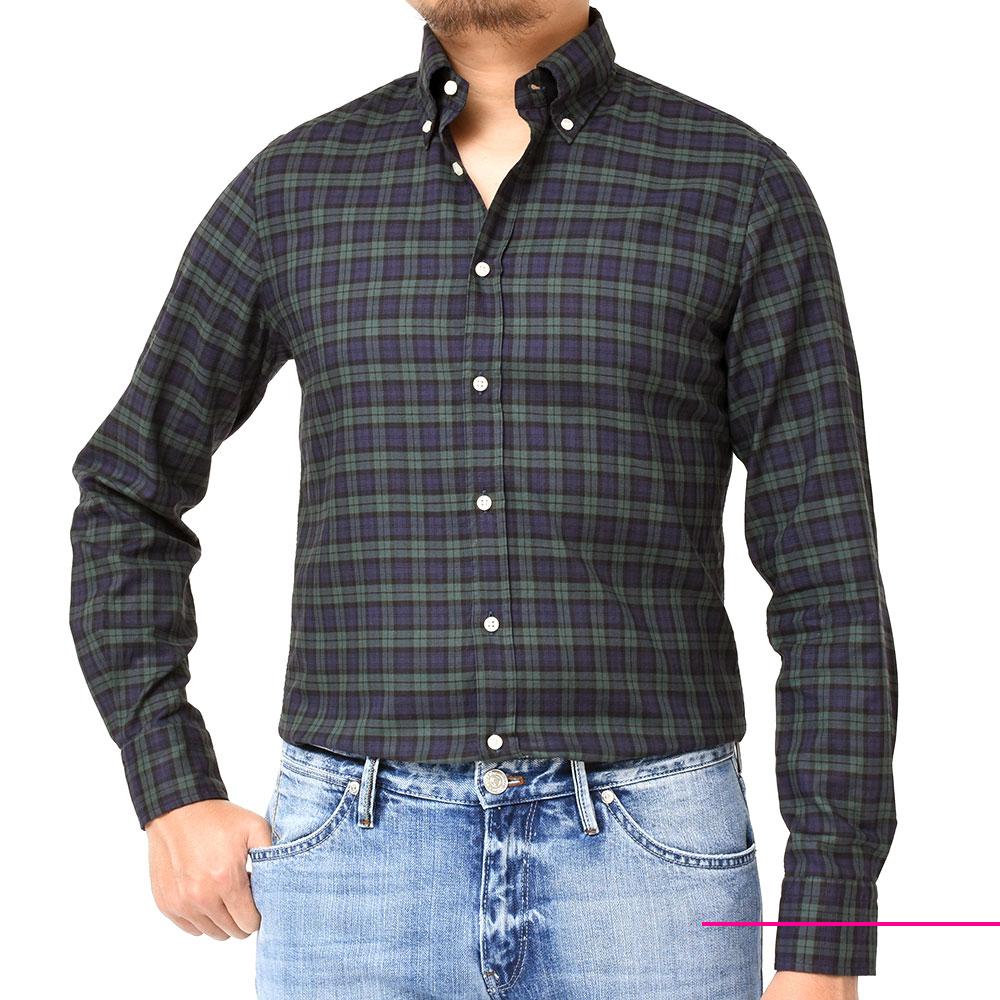 落ちついた可愛らしさと、清潔感のあるシャツ<br>GUY ROVER(ギローバー)