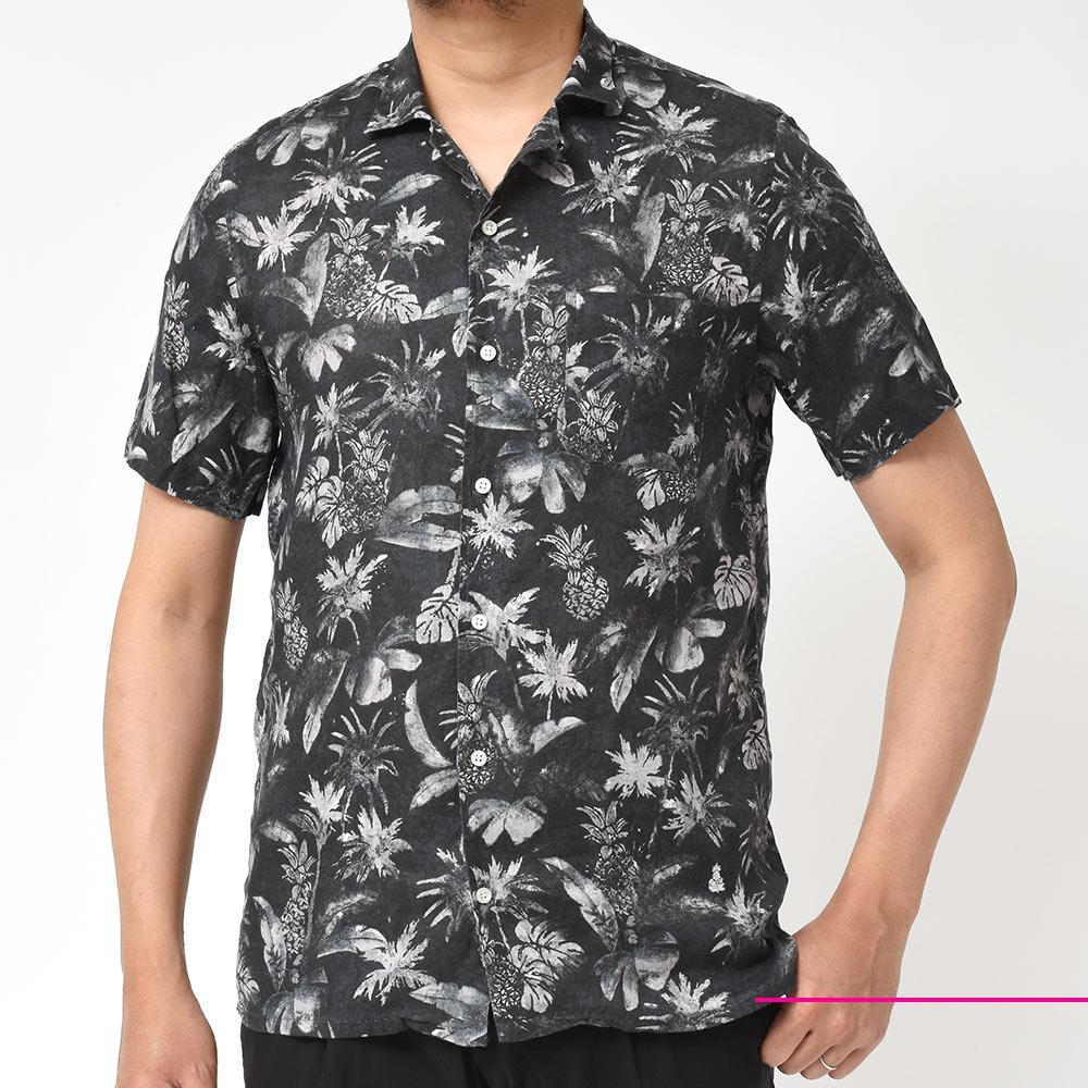 開襟タイプの半袖シャツが新定番です!!<br>GUY ROVER(ギローバー)