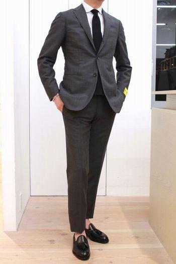 RING JACKET(リングヂャケット)の情熱スーツ!?