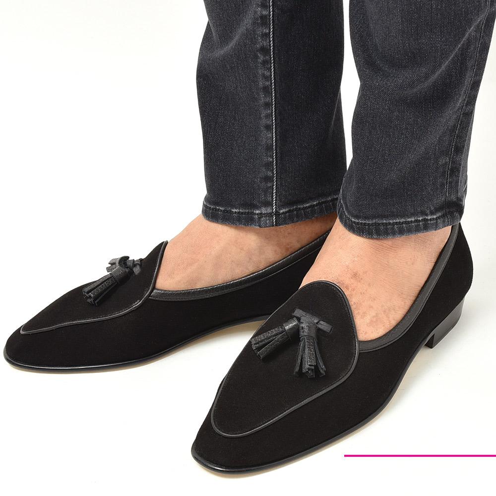 履きすぎるほどの魅力、有ります。<br>Baudoin&Lange(ボードインアンドランジ)