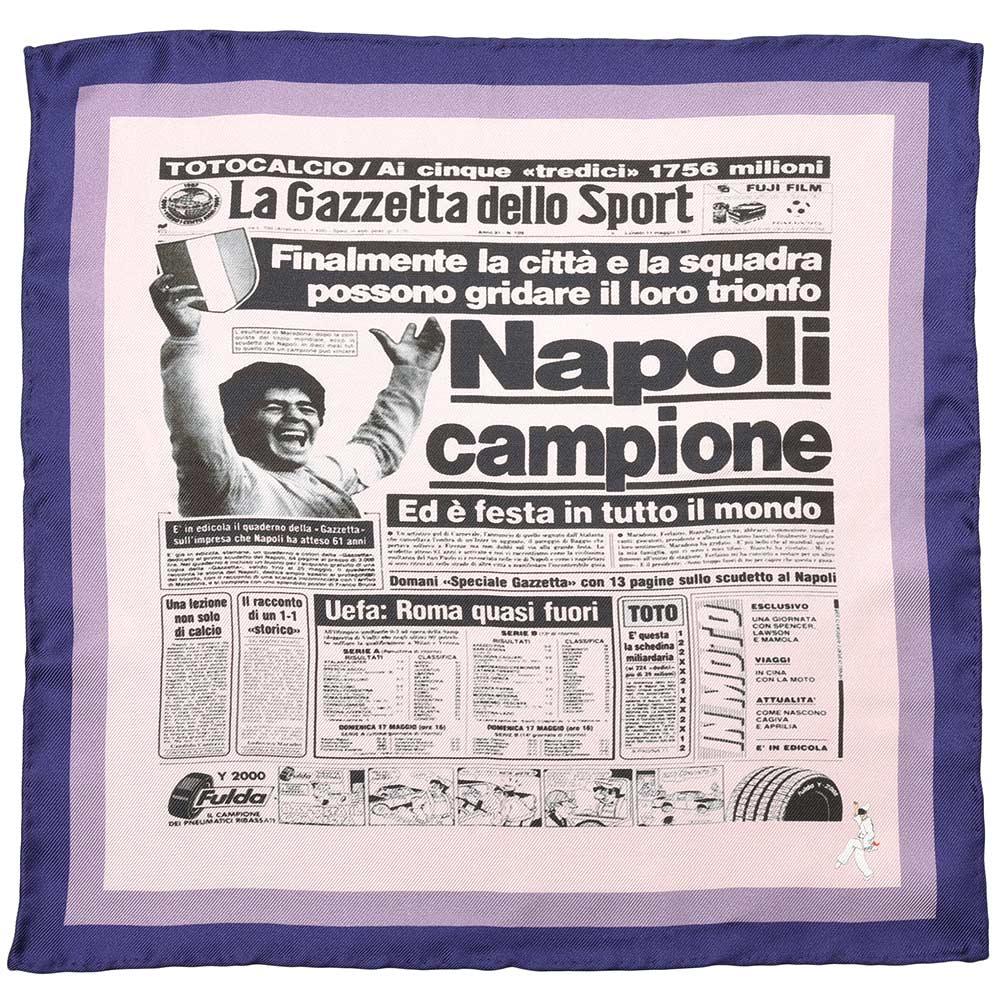 マラドーナ好きにはたまりません・・・!<br>Spacca Neapolis(スパッカ ネアポリス)