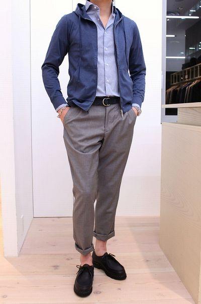 大阪・東京のセレクトショップringさんのブログ。スタイリング事例が豊富で参考になります。