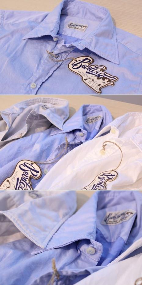 Bevilaqua(ベビーラクア)の情熱はシャツにあり!?