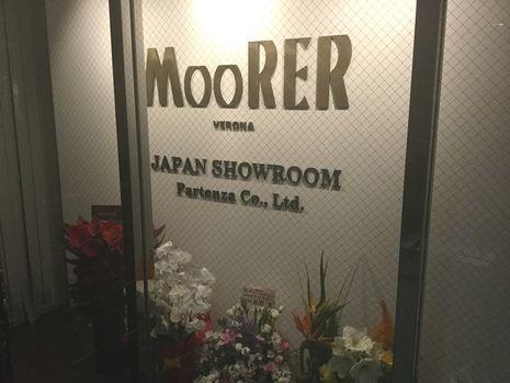 ハイクオリティー&エレガンスなMOORER(ムーレー)が</br>嬉しい緊急招集!?