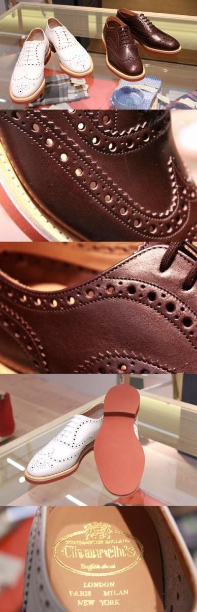 この春夏、最も注目の靴はまたもやChurch's(チャーチ)!?