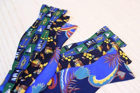 ネクタイはファッションです!?春夏編!