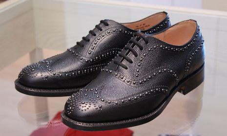 今一番格好いい!?靴!!