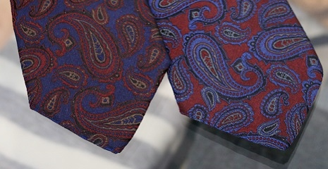 ネクタイを毎月3本買う人は仕事ができる!?<br>STEFANO BIGI  (ステファノ ビジ)