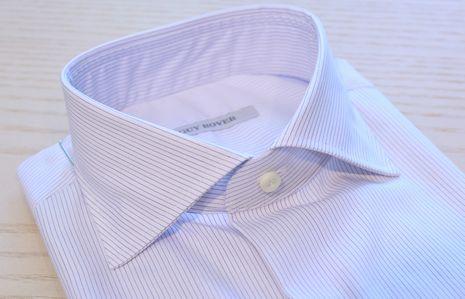 「実は・・・」GUY ROVER(ギローバー)派の僕達が贈るドレスシャツ!!