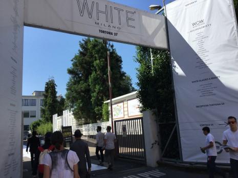 出張報告!ミラノ WHITE&ショールーム編