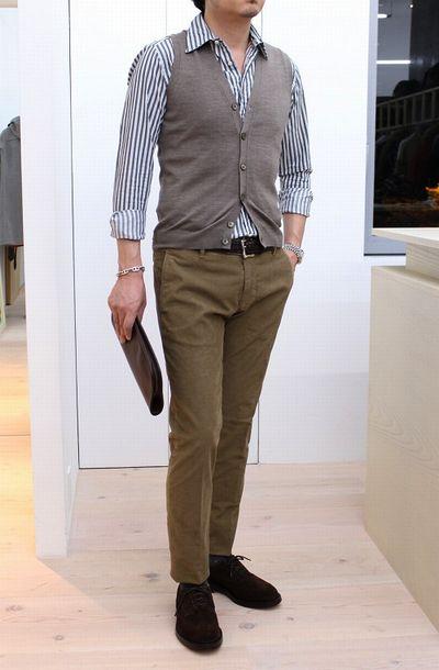 ZANONE(ザノーネ)はREAL² CLOTHINGです!!